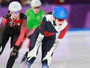 Nikola Zdráhalová odjela slušný závod. Na medaili to ale nebylo.