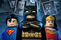 Počítačová hra LEGO Batman 2: DC Super Heroes.