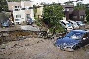 Zemětřesení na japonském ostrově Hokkaidó