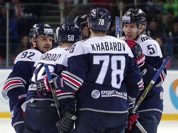 Hokejisté Magnitogorsku postoupili do finále KHL