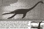 Mnozí nadšenci tvrdí, že plesiosaurus (nahoře) a lochnesská příšera jsou příbuzné druhy.