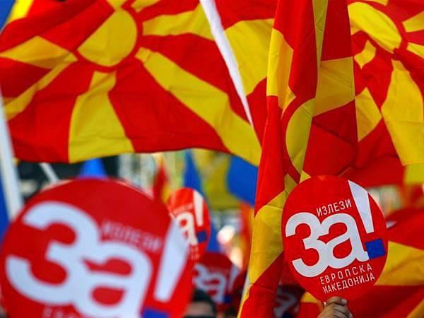 Makedonci rozhodli v referendu o změně názvu země