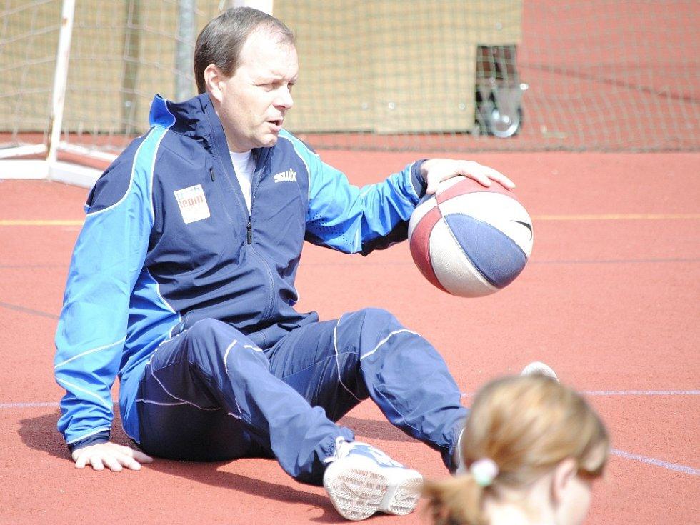 Marcel Chládek je propagátor zdravého životního stylu. Na sport chtěl přidat tři miliardy. Vrátí se ke své původní profesi učitele tělocviku?