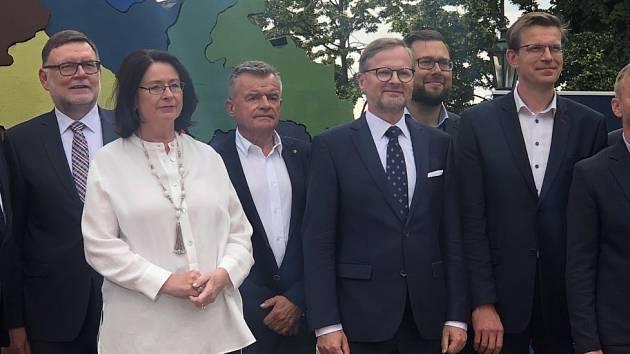 ODS představila kandidáty do krajských a senátních voleb