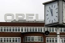 Továrna Opel v německém městě Bochum.