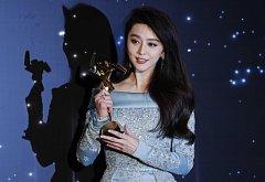 Čínská herečka Fan Ping-ping
