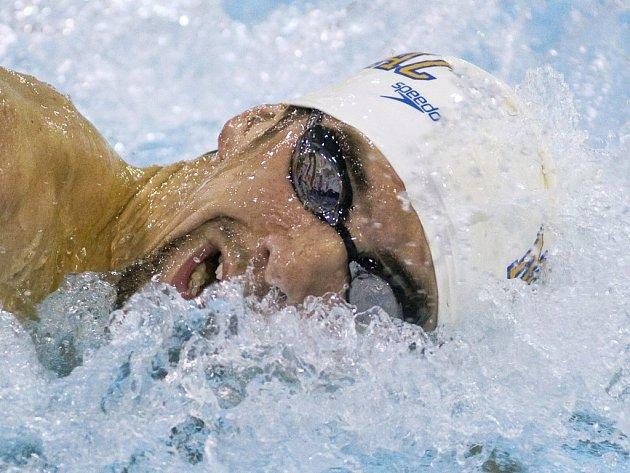 Američan Michael Phelps opět překonává plavecké rekordy.
