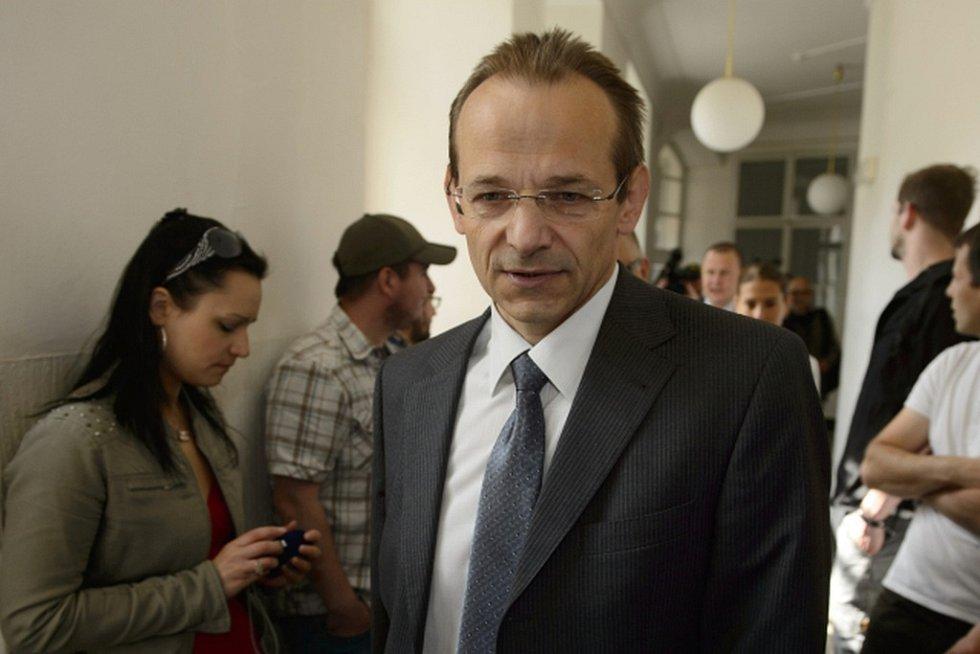 Bývalý zpravodajec a ředitel odboru kontroly a vnitřní bezpečnosti vojenského zpravodajství Jan Pohůnek.