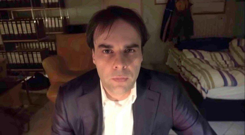 Tobias R., údajný střelec z německého Hanau