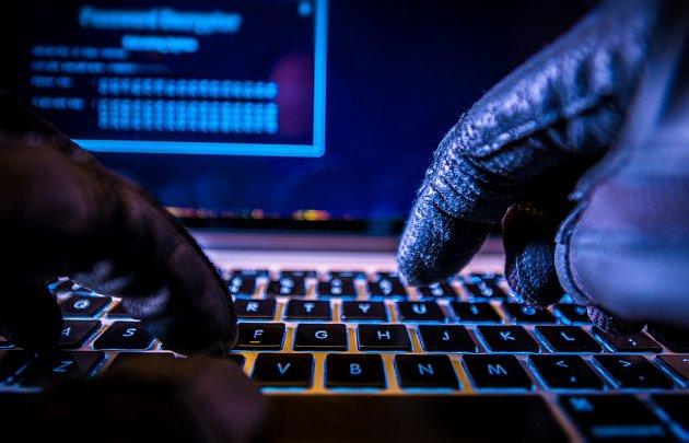 Hacker, ilustrační foto
