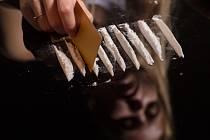 Kokain, ilustrační foto.