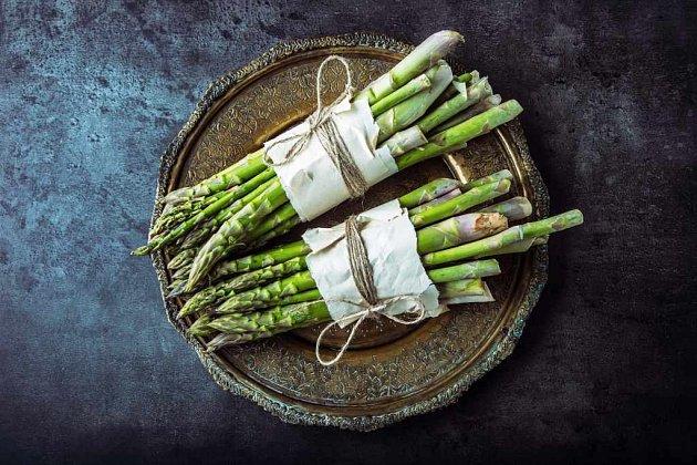 Zelenina - chřest