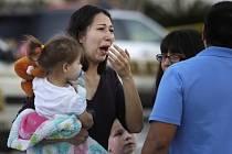 Při nedělní střelbě v nákupním středisku v americkém městě San Antonio zemřel nejméně jeden člověk a sedm dalších osob utrpělo zranění.