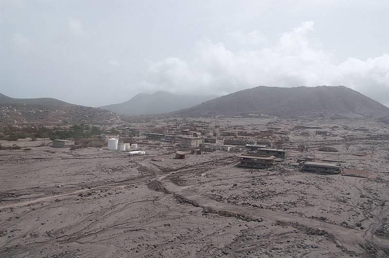 Plymouth je oficiálně stále hlavním městem zámořského území britského království Montserrat. Reálně je opuštěné od devadesátých let, kdy jej zničila sopka.