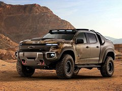 Chevrolet Colorado ZH2.