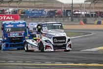 ME tahačů v Le Mans