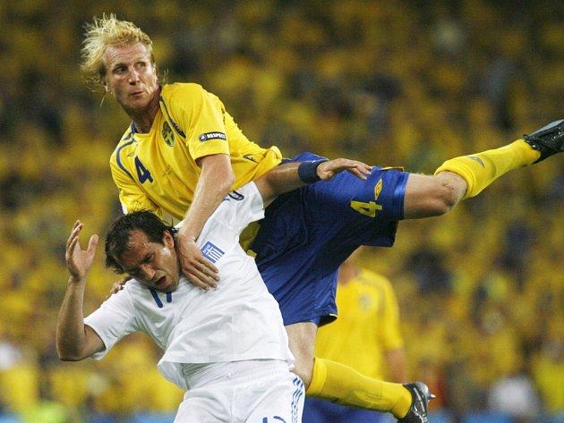 V druhém úterním utkání skupiny D na sebe narazily Řecko a Švédsko.