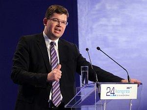 Kongres ODS v Olomouci. Jiří Pospíšil