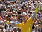 Novak Djokovič podruhé v kariéře vyhrál Australian Open.