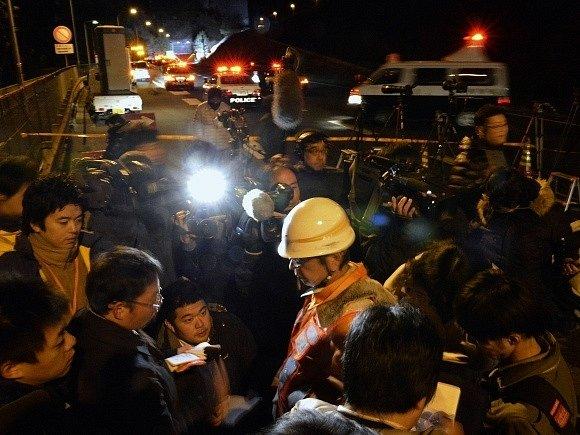 Zřícený strop tunelu si vyžádal lidské oběti
