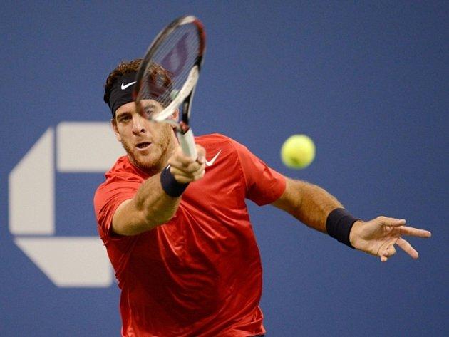 Juan Martín del Potro na US Open.