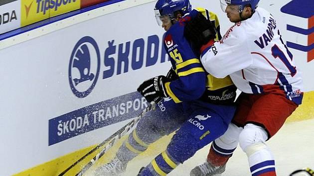 d6f27901d0e73 Hokejisté prohráli navzdory bleskovému gólu se Švédy - Deník.cz