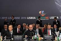 Zasedání NATO v Lisabonu - ilustrační foto.