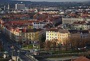 Hradec Králové, přezdívaný Salon první republiky