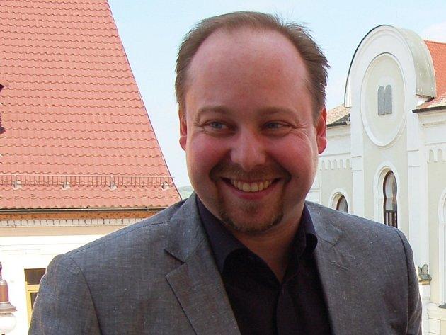 Poslanec Jeroným Tejc (ČSSD).