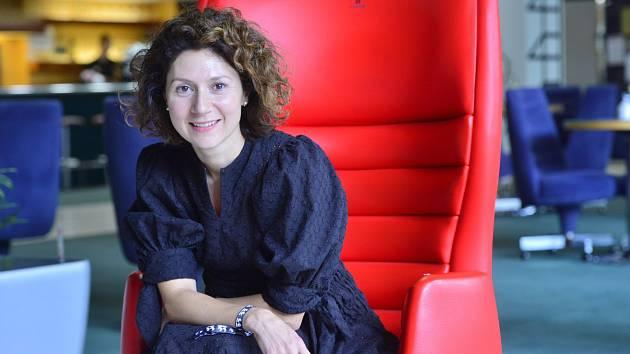 Martha Issová po premiéře Zátopka v Karlových Varech