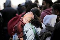 """Podle Konsorcia nevládních organizací pracujících s migranty Česko pomáhá udržovat migrační krizi tím, že na sebe """"odmítá vzít svou humanitární odpovědnost"""". Ilustrační foto."""
