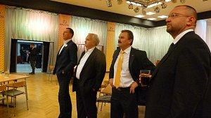 Štáb KDU-ČSL, parlamentní volby 2017