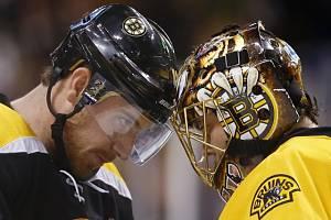 Bývalý hráč Bostonu Bruins Jimmy Hayes.