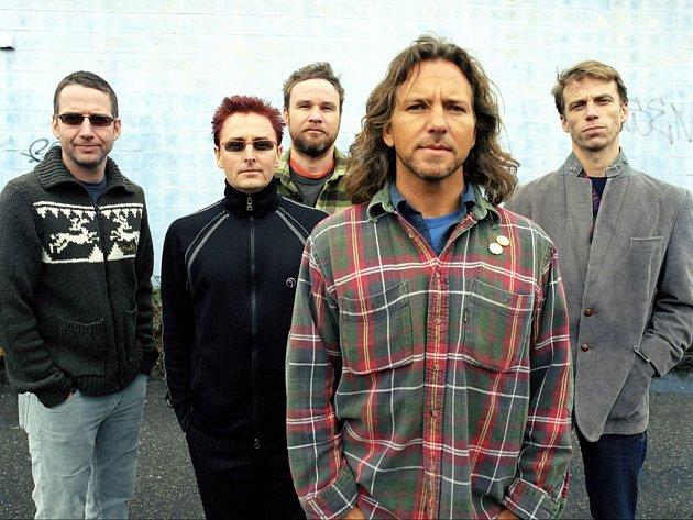 V pražské O2 areně vystoupí v pondělí americká rocková skupina Pearl Jam.