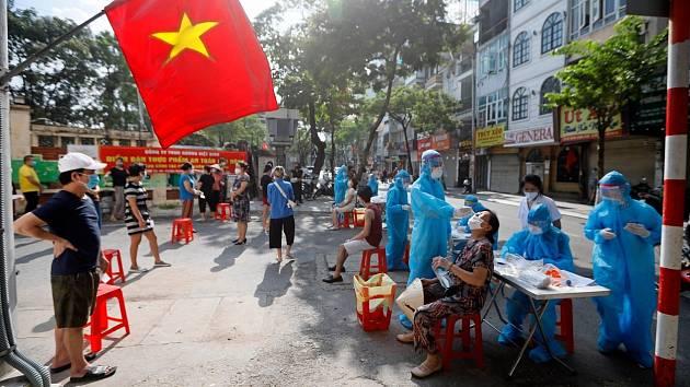 Vietnam v době koronaviru