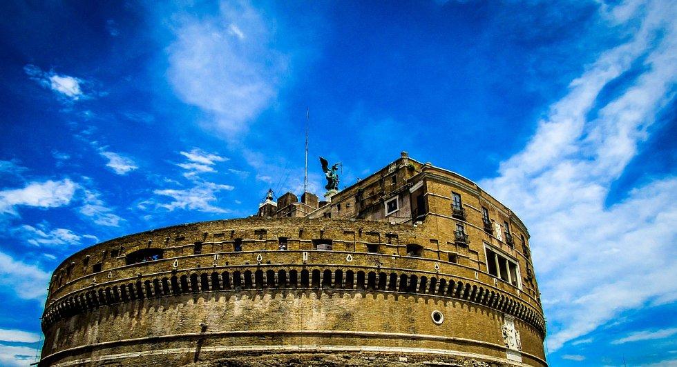 Andělský hrad v Římě
