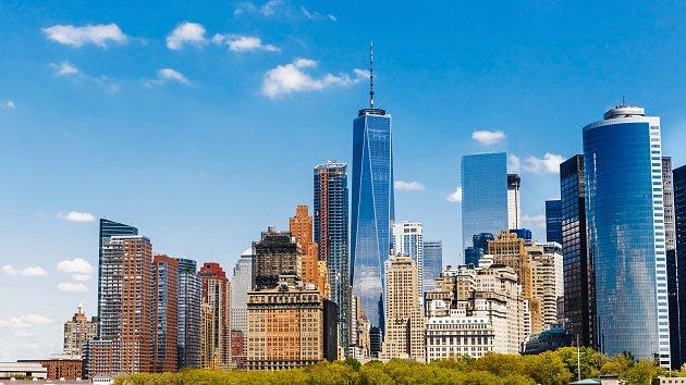 Manhattan, ilustrační foto