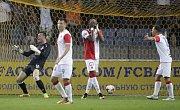 Český šampion prošel do play-off Ligy mistrů, ačkoli nezvládl odvetu s BATE Borisov