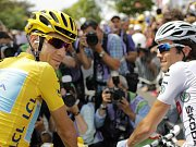 Marcel Kittel se raduje z triumfu ve 4. etapě Tour de France.