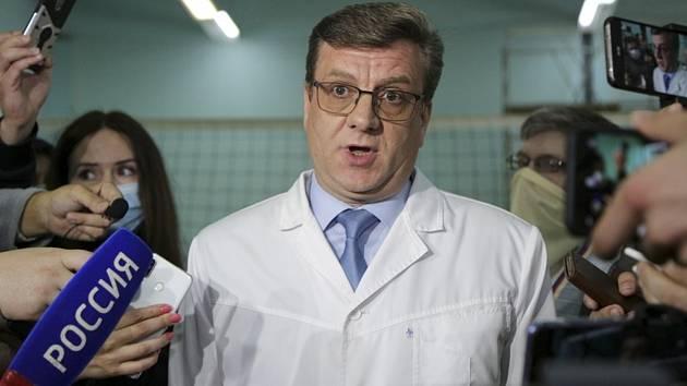 Hlavní lékař Alexander Murachovskij