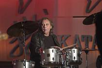 Zpěvák a bubeník Vítězslav Vávra (na snímku z 11. prosince 2004)