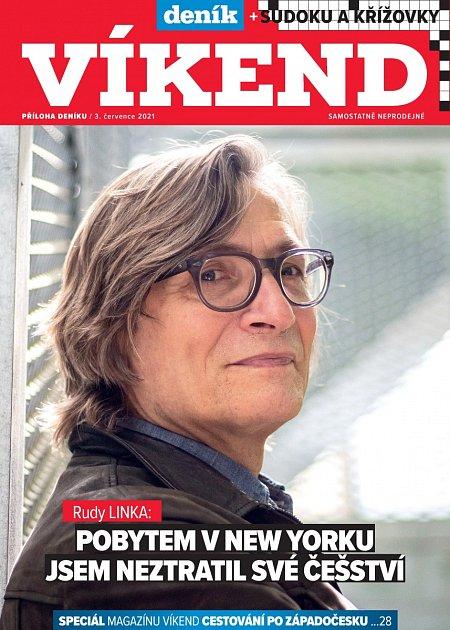 Magazín Víkend 3.7.2021