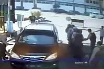 Bombový útok v Surabaji