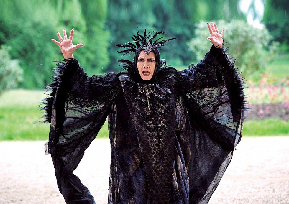 Dana Syslová hraje čarodějnici