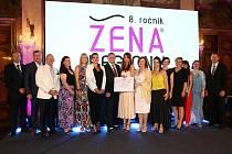 Osmý ročník celonárodní soutěže Žena regionu má svou absolutní vítězku