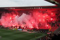 Fanoušci Slavie bojkotují ligový šlágr.