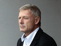 Zdeněk Ščasný, kouč Sparty