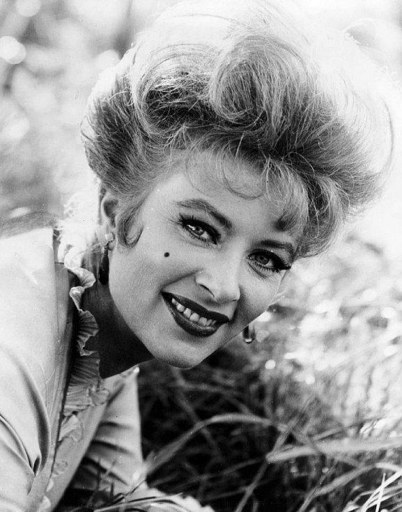 Hollywoodská herečka Amanda Blake byla první ženskou americkou celebritou, která nemoci AIDS podlehla.