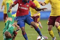 CSKA Moskva - Sparta: David Bičík v akci