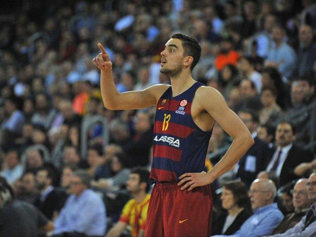 Tomáš Satoranský z Barcelony.